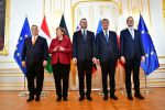 D e c l a r a t i o n of the Visegrad Group and the Federal Republic of Germany on the occasion of the 30th anniversary of historic changes in Central Europe